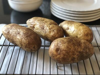 Food Perfect Baked Potato
