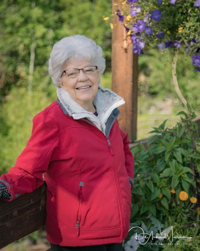 Nadine H. Warner celebrates 89 birthday
