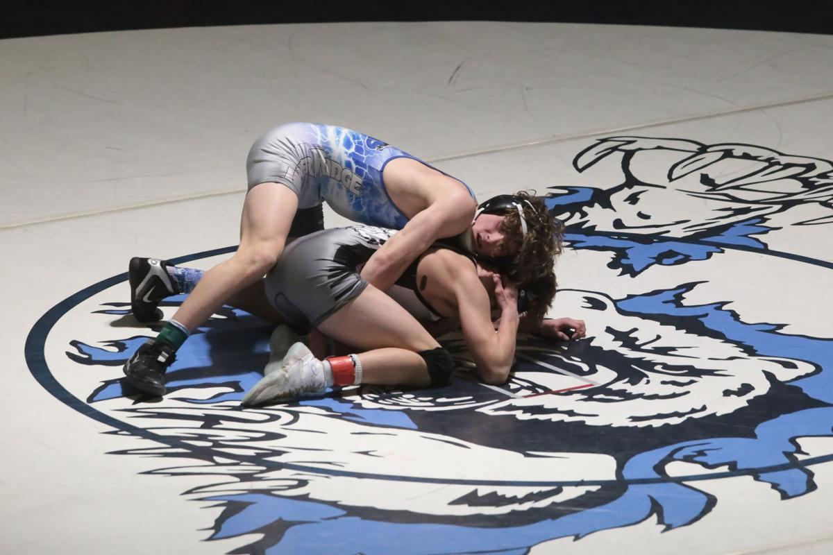 WRESTLING: It's state tournament time
