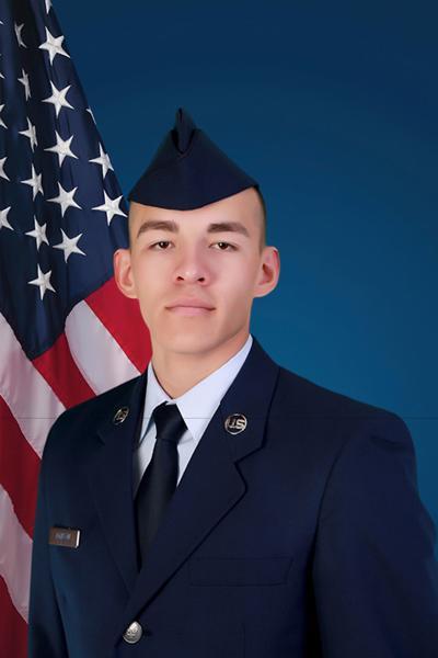 Johnson graduates from basic military training