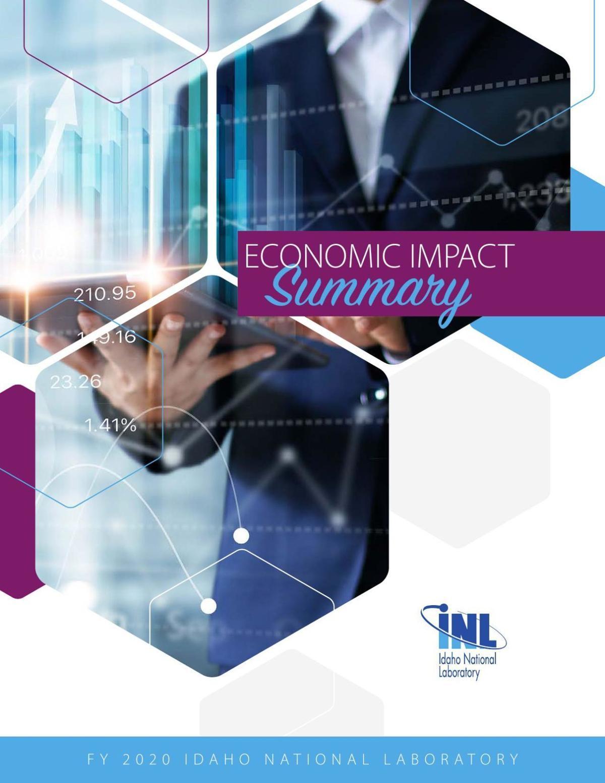 Idaho National Laboratory FY 2020 Economic Impact Summary