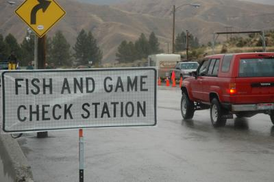 check station