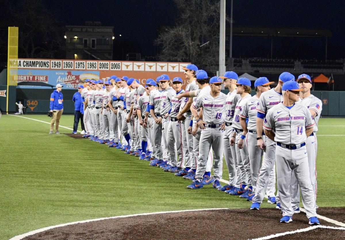 Boise State's return to the field memorable for many