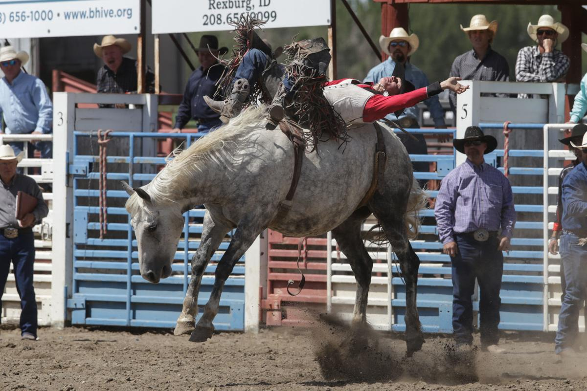 Champions seize the day at Idaho State High School Rodeo Finals