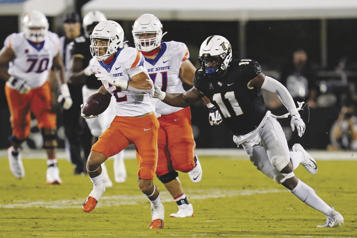 Boise State OC Tim Plough regrets not passing more in third quarter of UCF loss