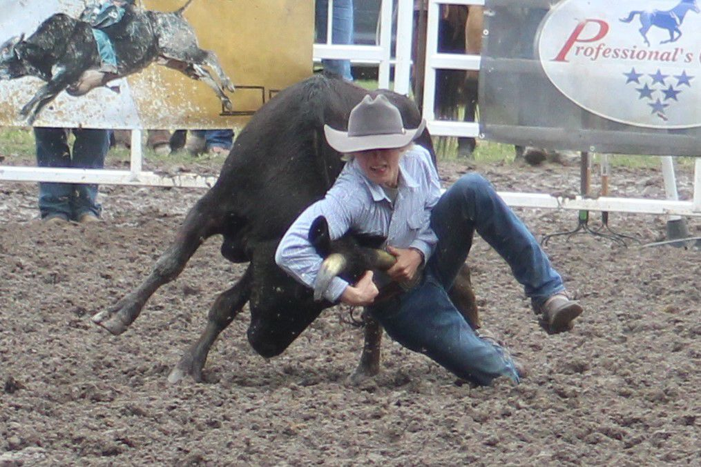 District 4 Rodeo begins