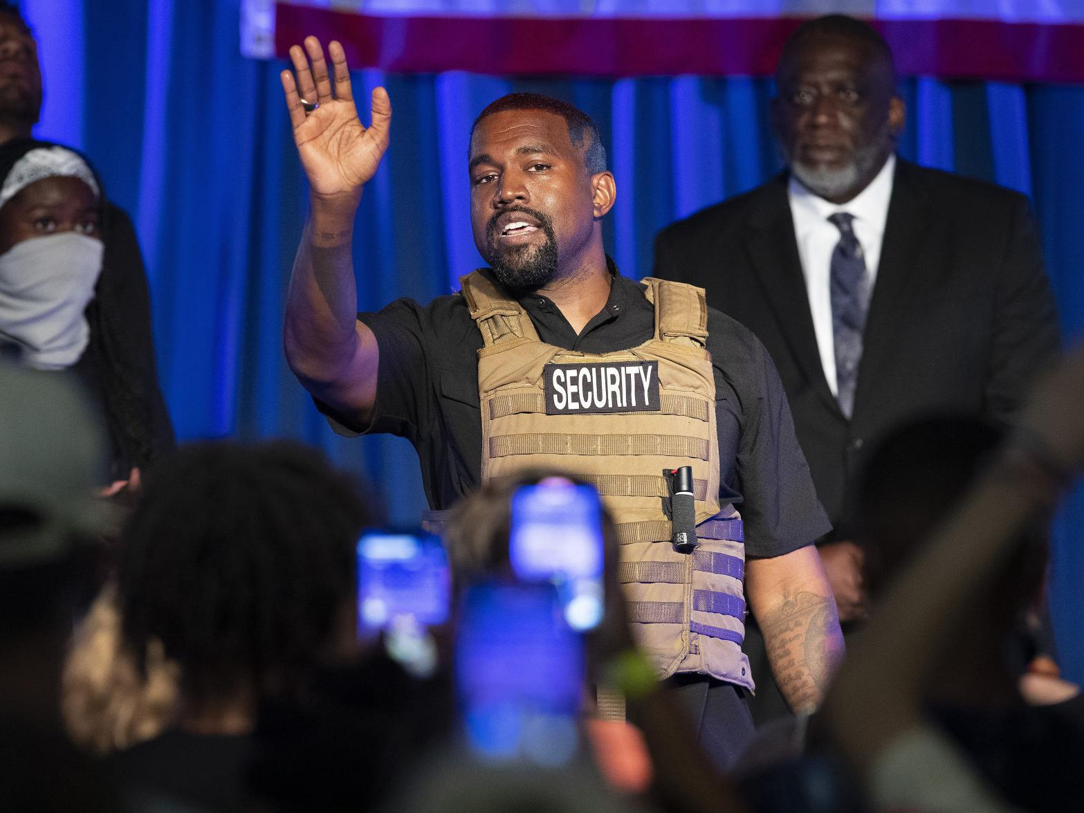 Kanye West Files For Idaho Presidential Ballot Government Postregister Com