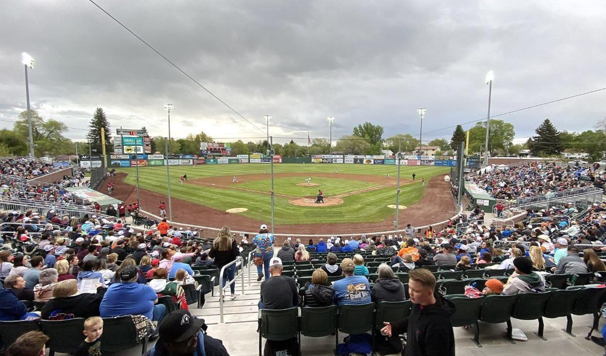Chukars open the 2021 season with fanfare and fireworks