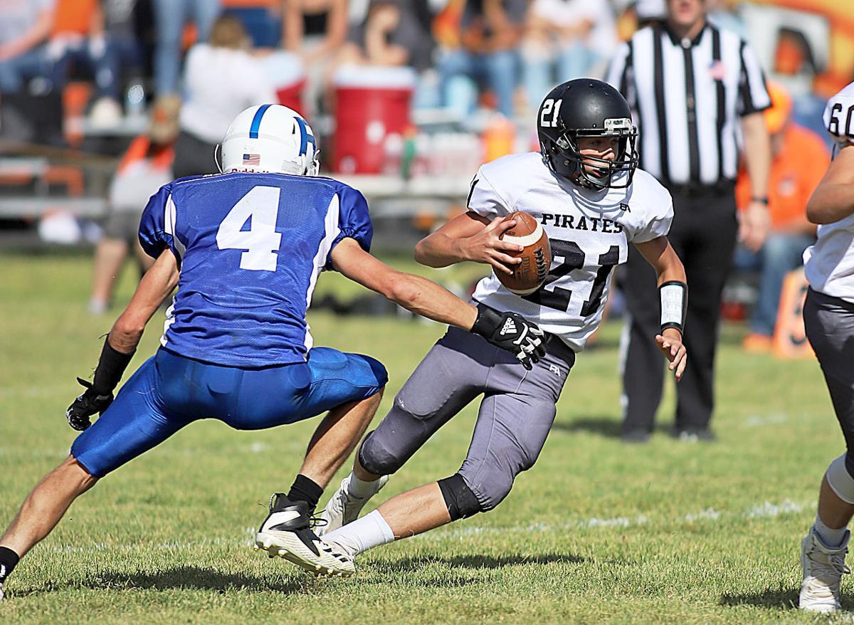 HIGH SCHOOL FOOTBALL ROUNDUP: Watersprings takes down Mackay; Sugar-Salem earns first win