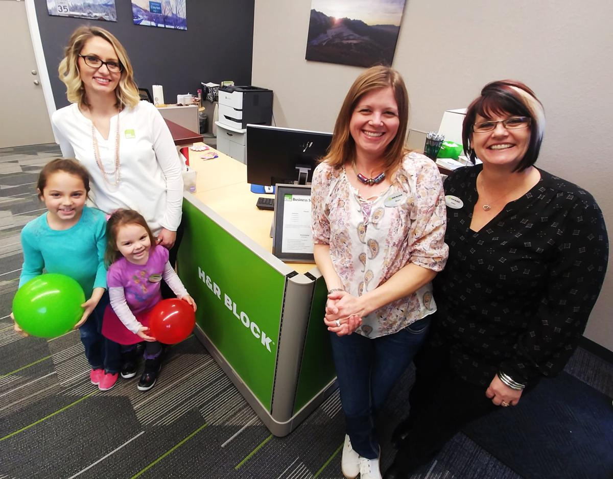 H&R Block office now open in Challis