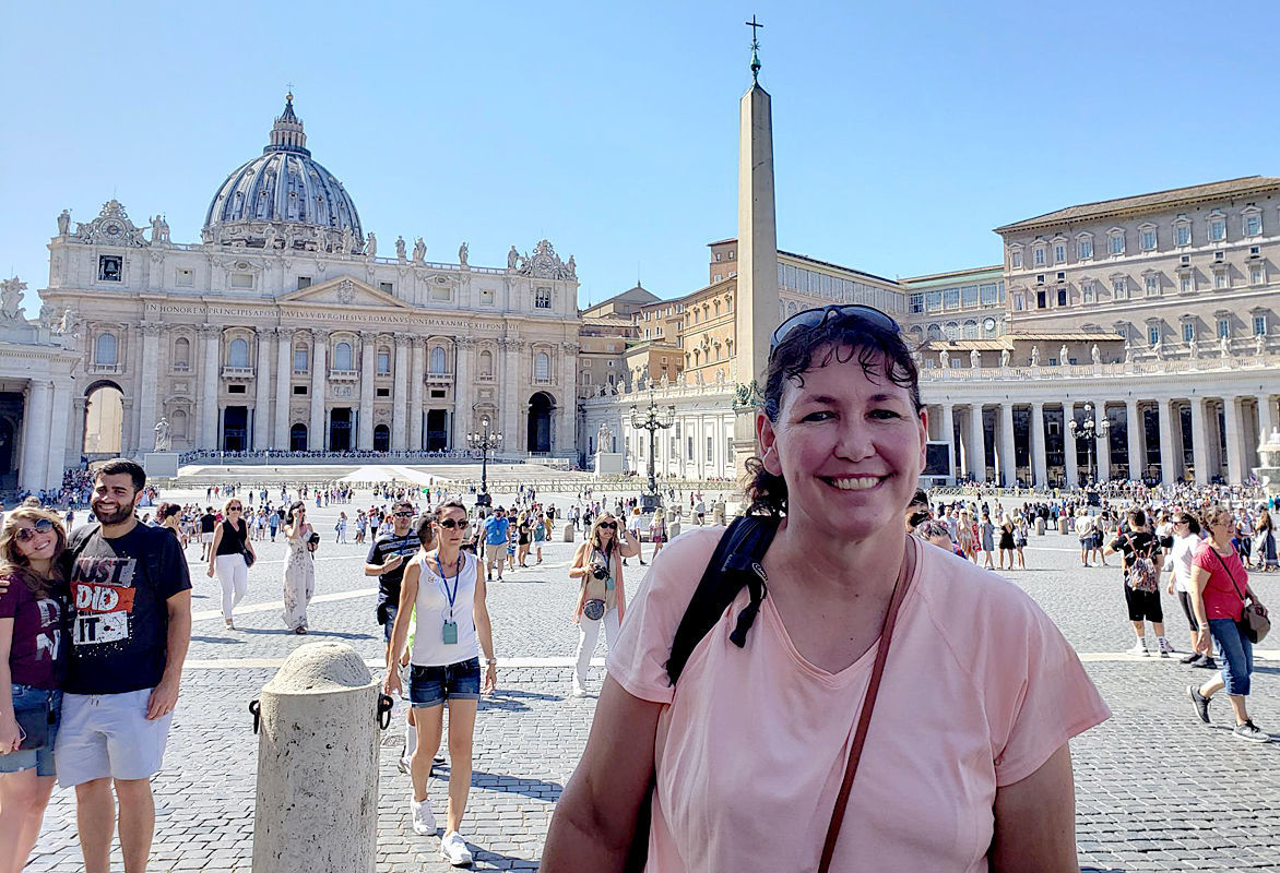 Somewhere across the sea — Garfield woman travels with her high school friend in Europe