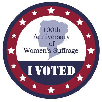 2020 election sticker