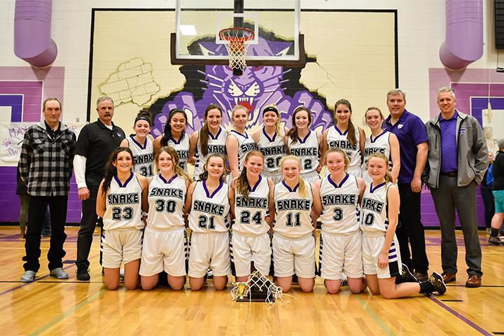 Snake River claims district title