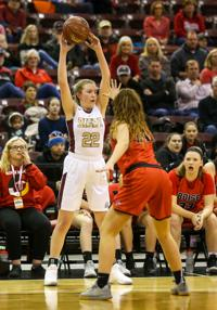 Rigby falls in 5A girls basketball state opener