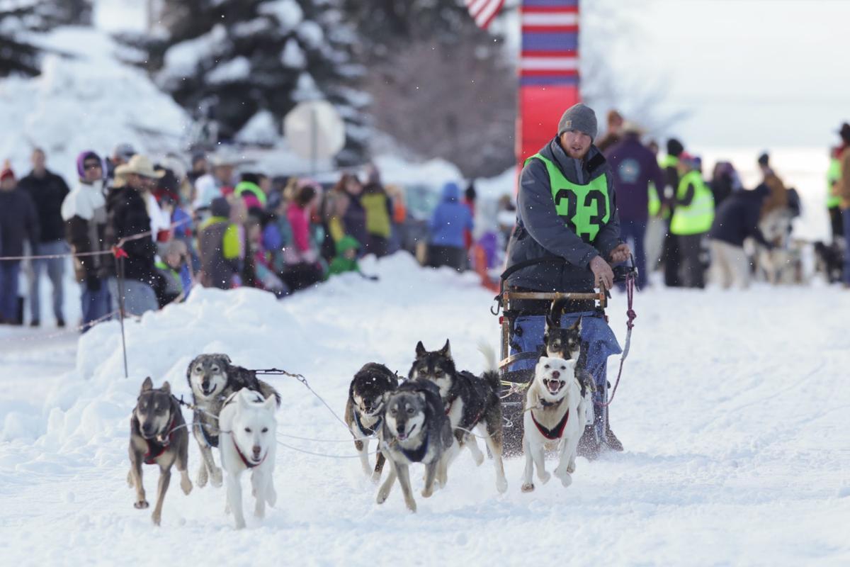 American Dog Derby draws a crowd in Ashton