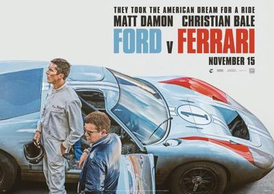Movie Review - Ford v Ferrari