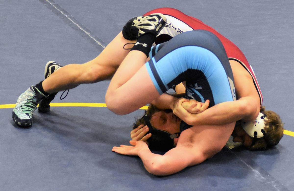 Challis wrestlers off to strong start