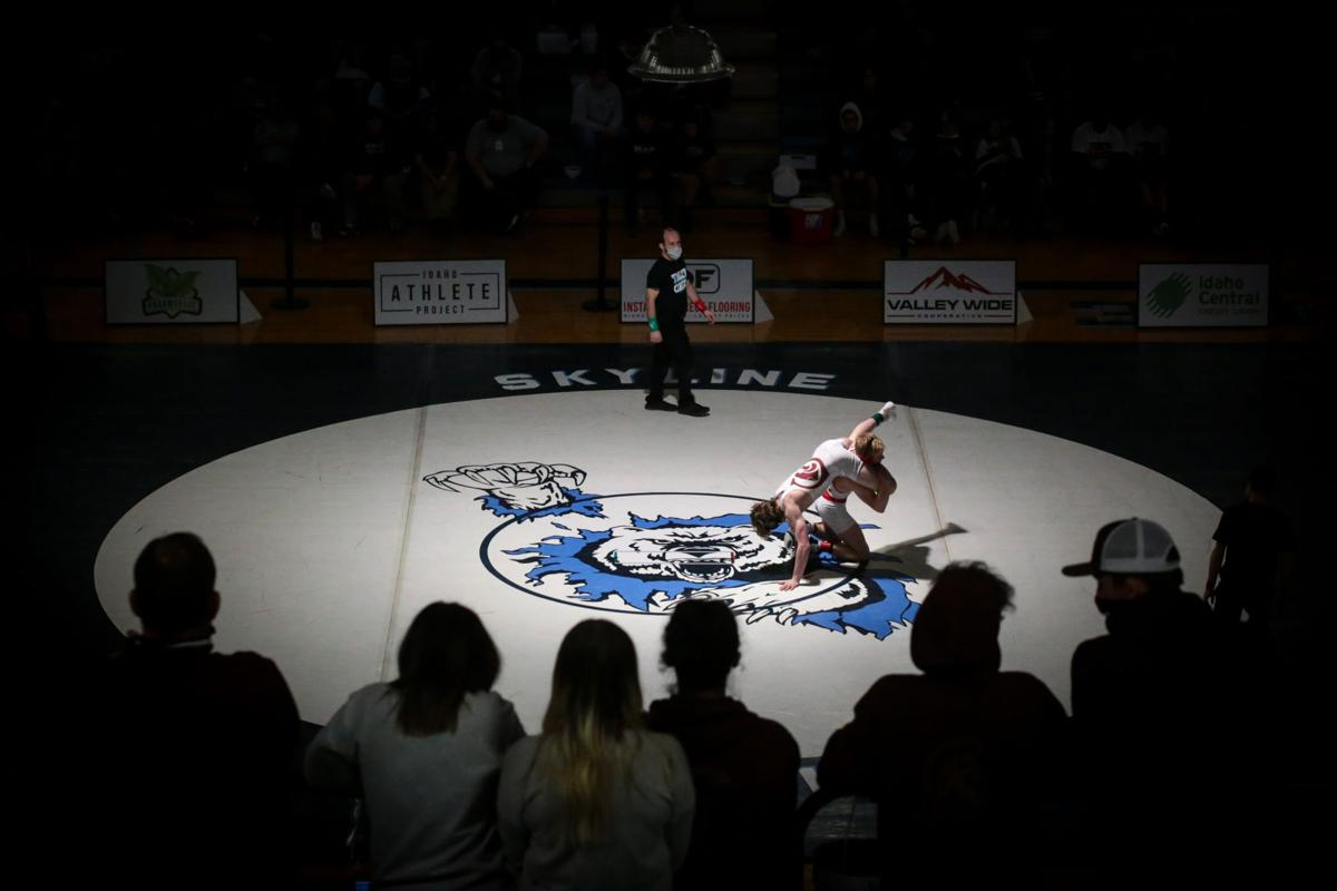 WRESTLING: 'It's an isolated world': The story behind the spotlight at Tiger-Grizz