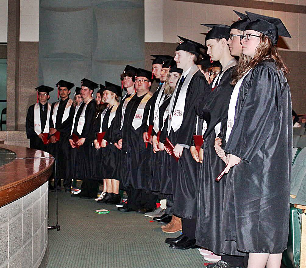 Bingham Academy graduates 19 in BPAC ceremony 3