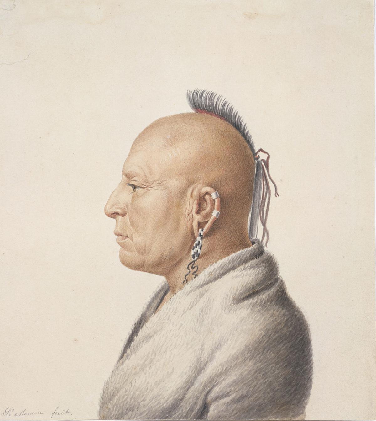 Travel Native American Art Exhibit