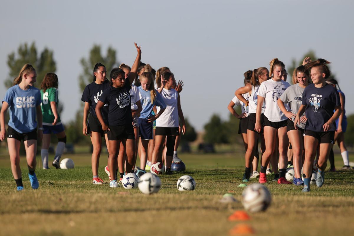 Skyline girls soccer