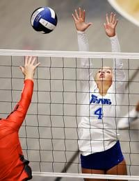 HIGH SCHOOL VOLLEYBALL: Madison remains unbeaten with win over Thunder Ridge