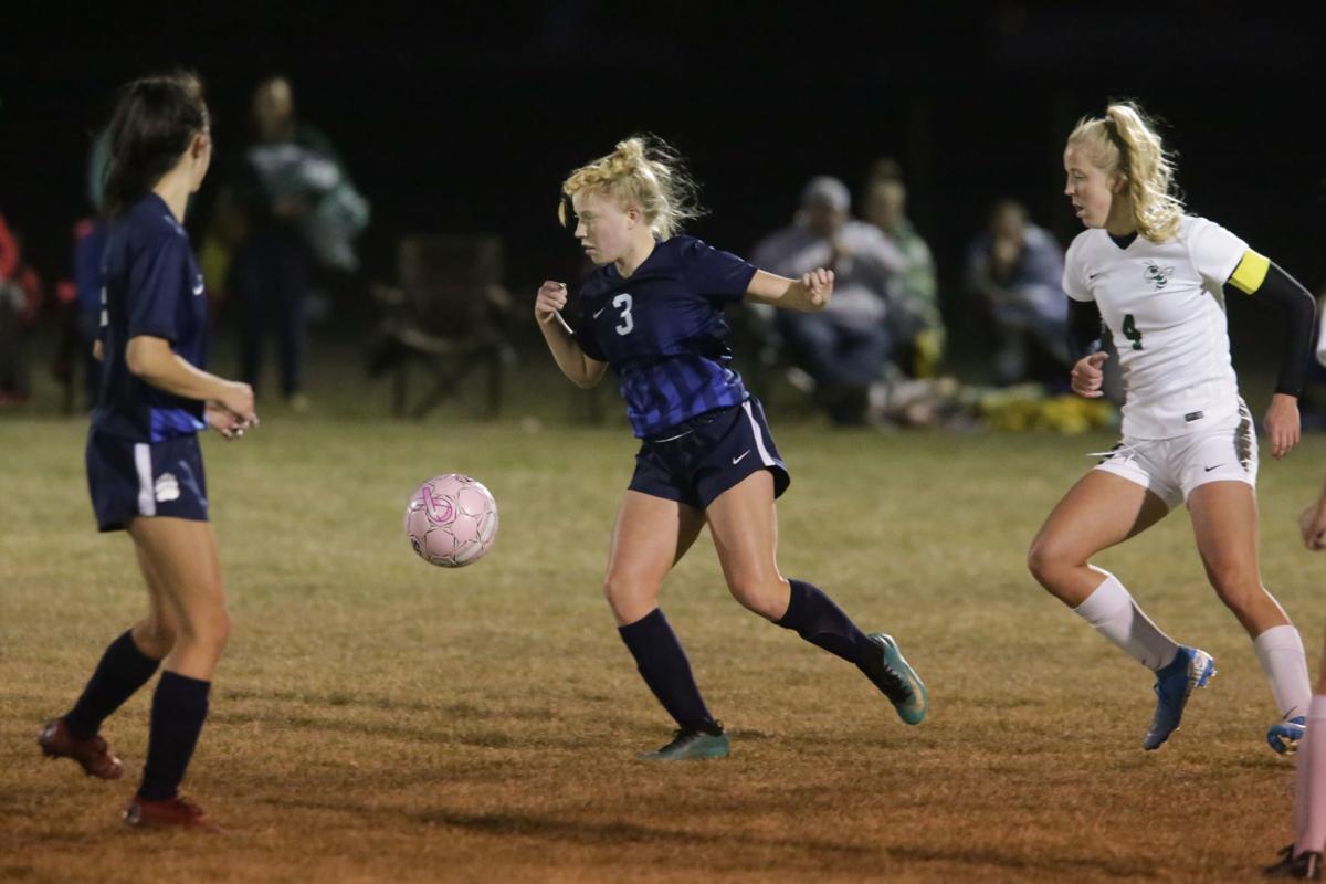 Skyline vs Bonneville girls soccer