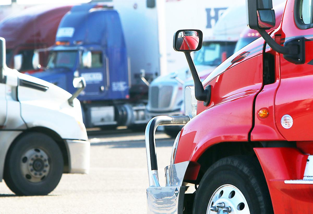 Commercial Vehicle Crashes Are Up In Idaho Just As Effort Aims To