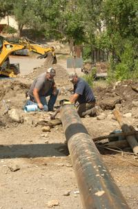 Bridge project stays on track
