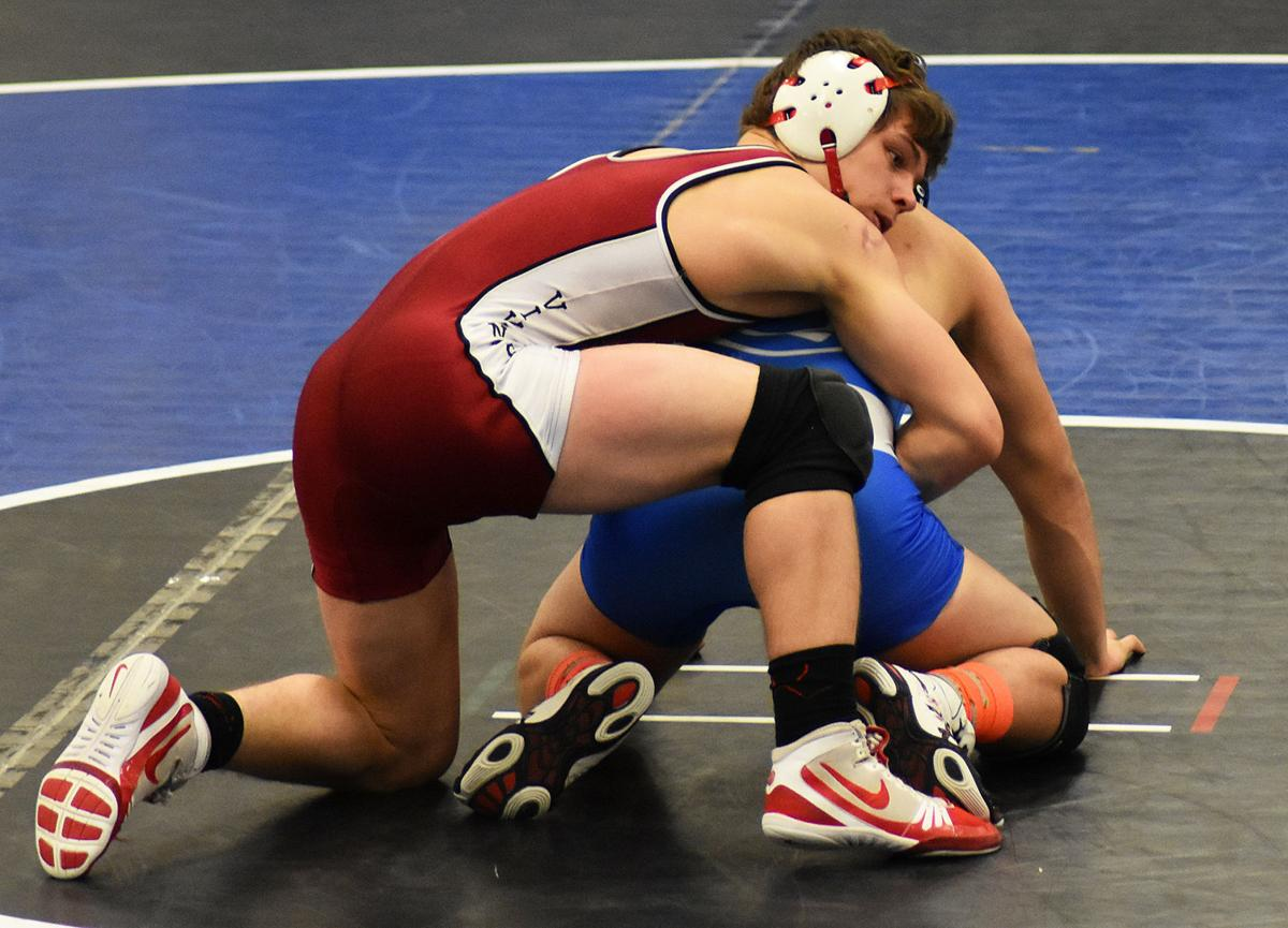 Challis wrestlers lose duel in Firth