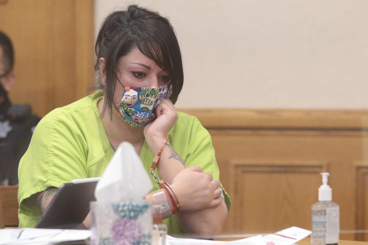 Jenna Holm prelimimary hearing
