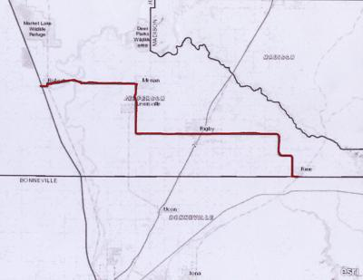 Jefferson County, ITD continue discussion on state highway