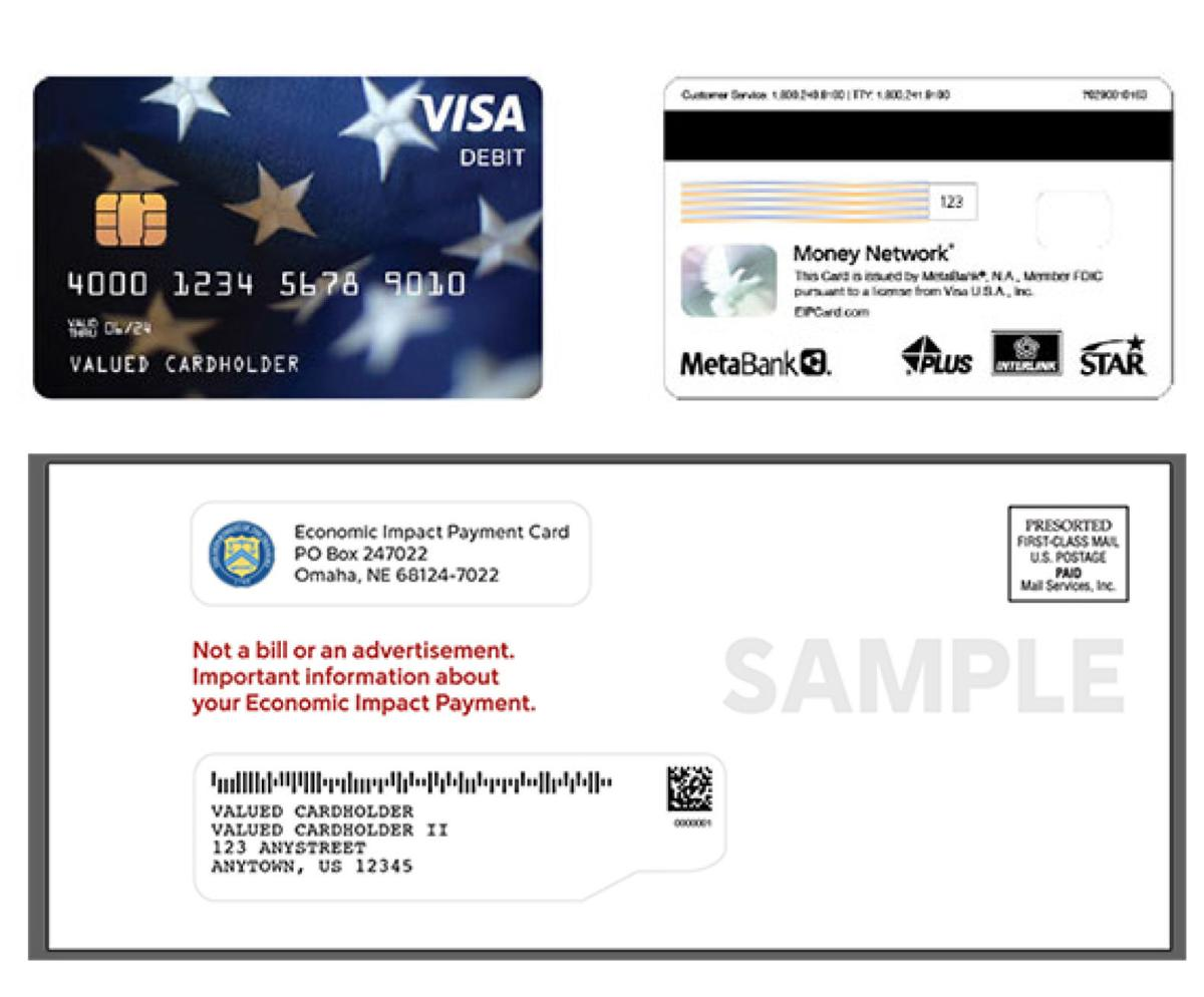 Stimulus debit cards prompt questions of AG