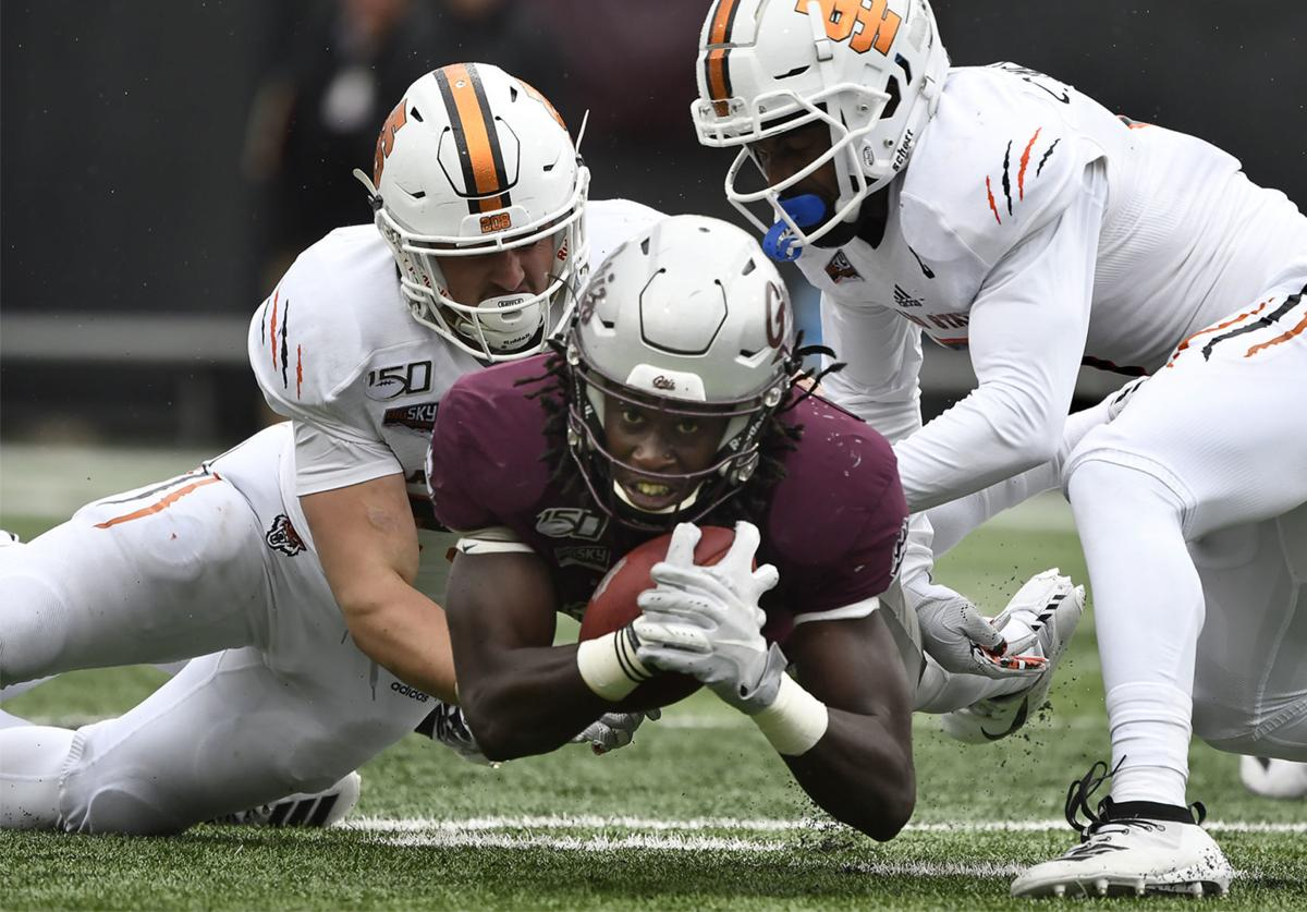 Offense stalls, penalties pile up in Idaho State's 59-20 loss at Montana