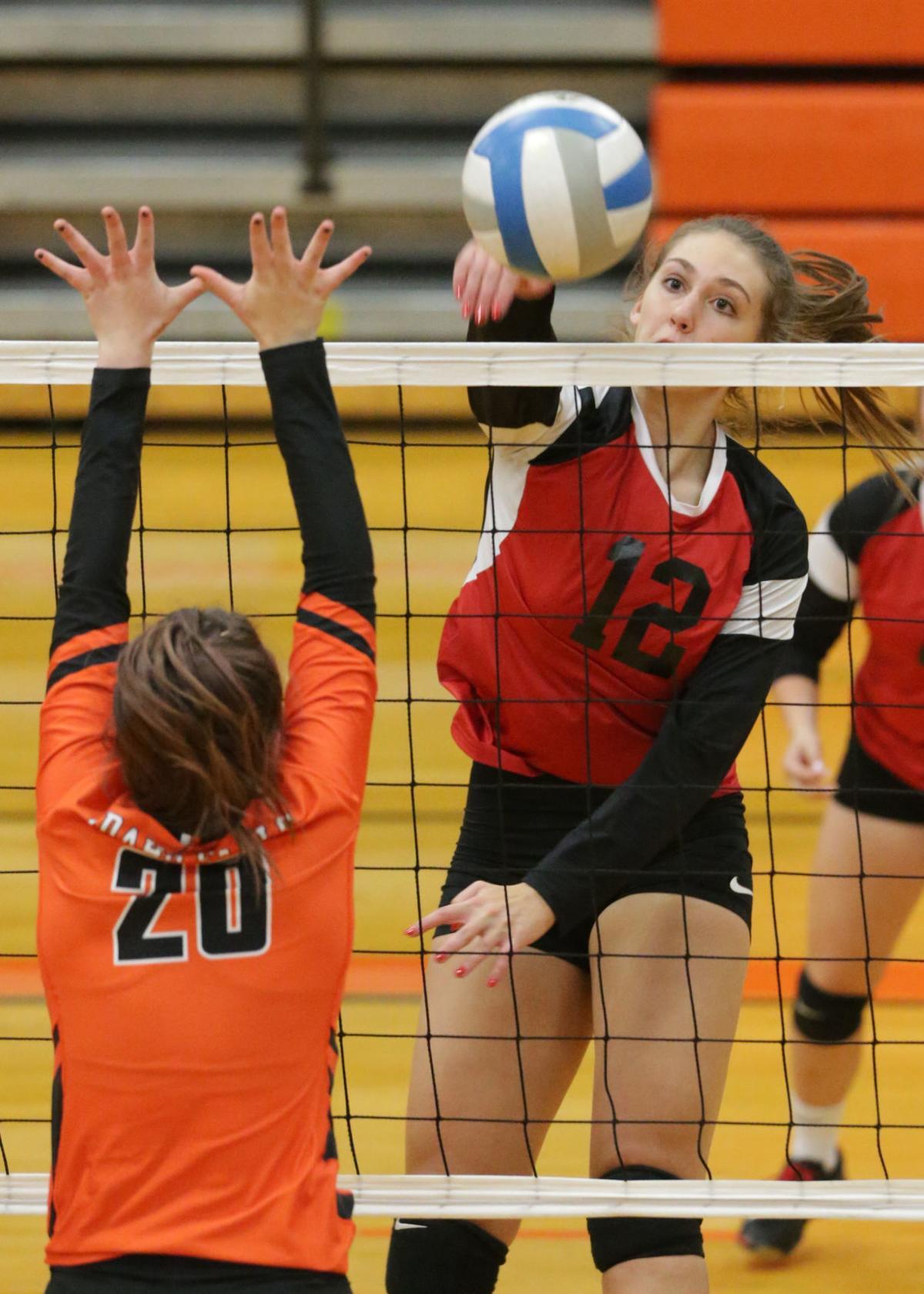 District 6 Senior All-Star Volleyball