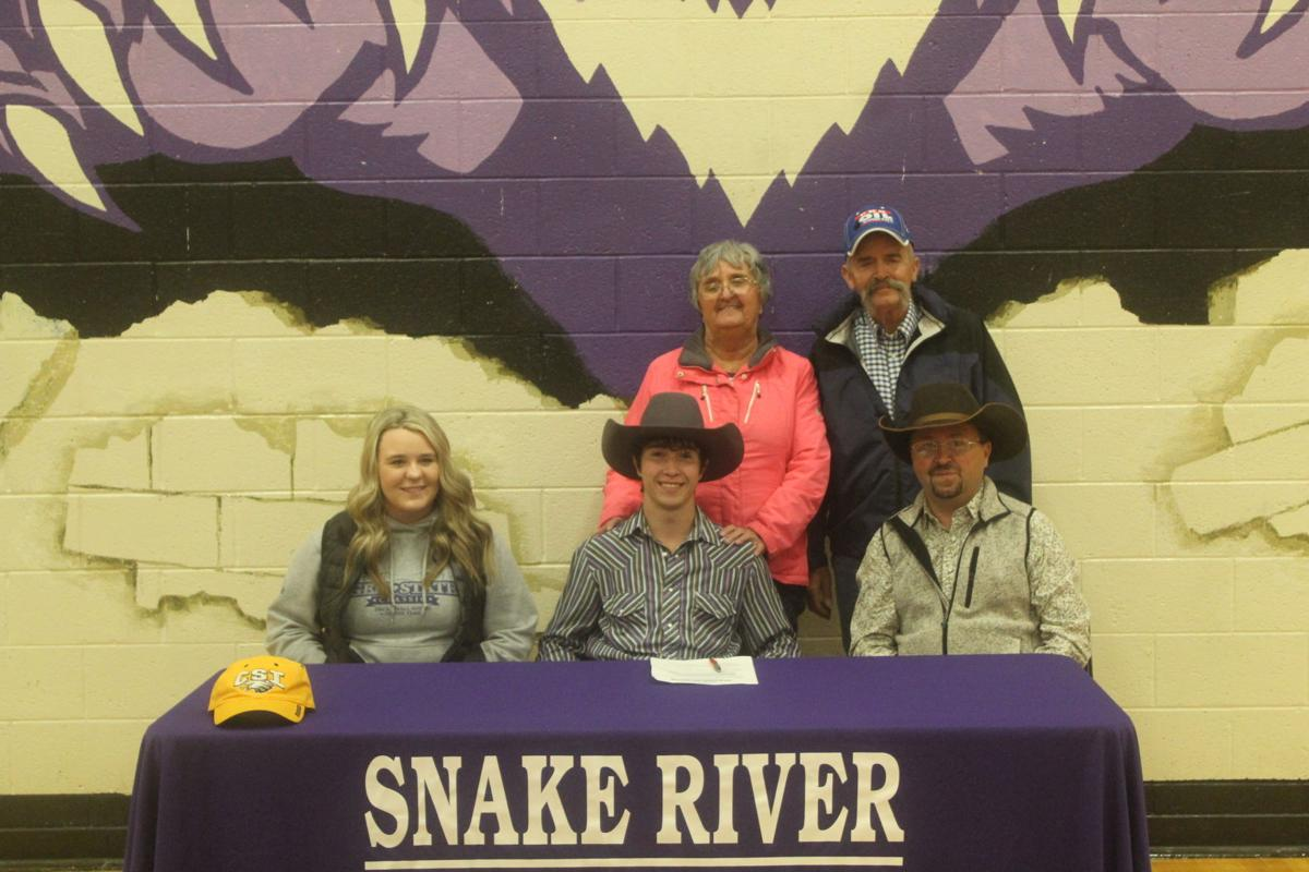 Panther Brayden Anderson headed to CSI