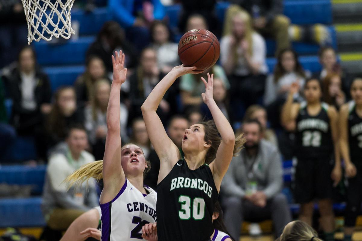 Blackfoot falls to Century on last-second FTs in girls basketball state tournament