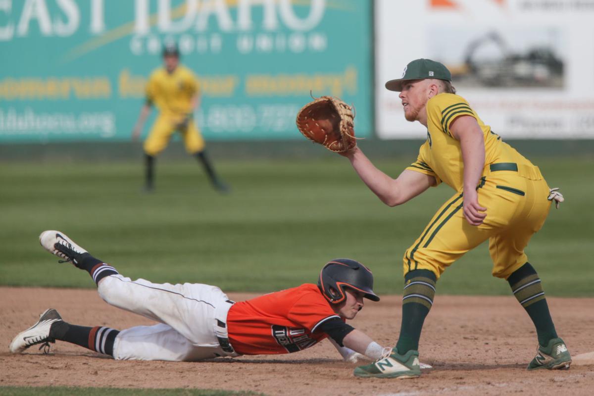 Bonneville vs Idaho Falls baseball