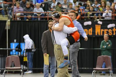 Students from West Jefferson, Clark County and Rigby snag state wrestling rankings