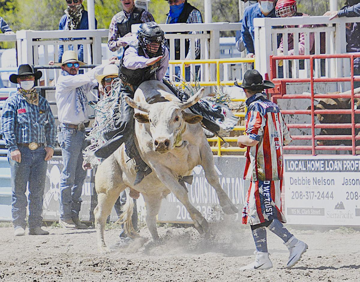 District seven rodeo national qualifiers
