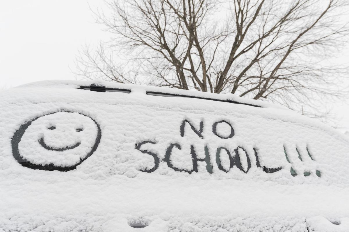 School closures, delayed starts Wednesday, Jan. 15