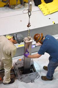 INL test reactor revived with first experiment in decades