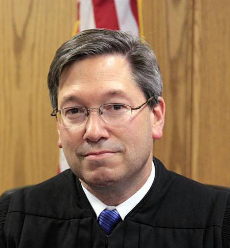 Judge Moeller, one of four Supreme Court candidates nominated for Supreme Court vacancy