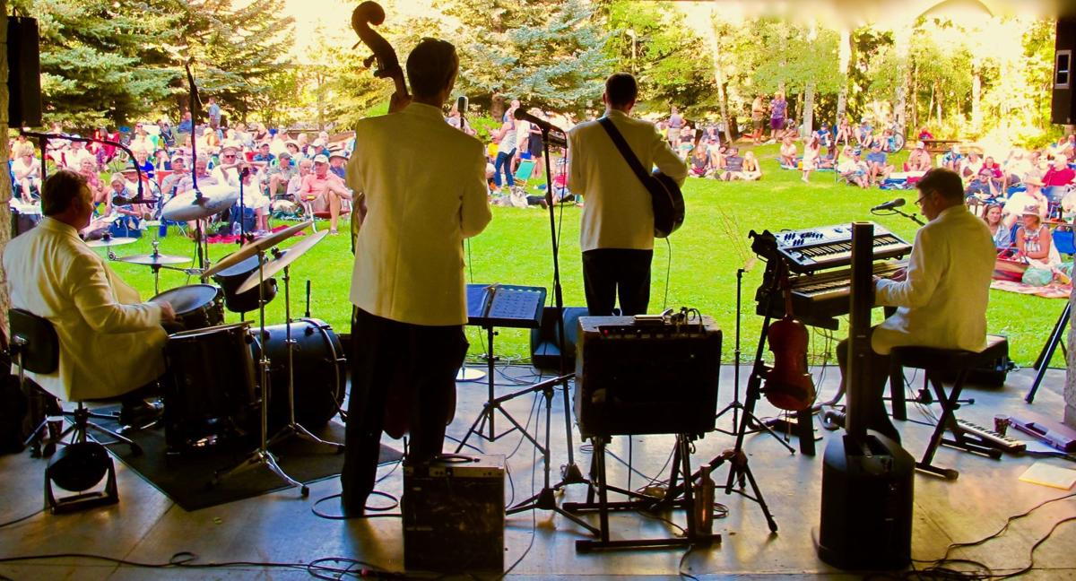 Mountain music: A guide to free concerts in the Wood River Valley