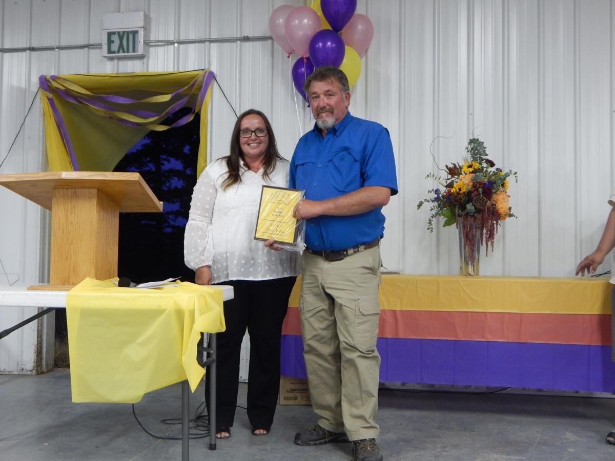 Rigby Chamber of Commerce Farmers-Merchant Banquet
