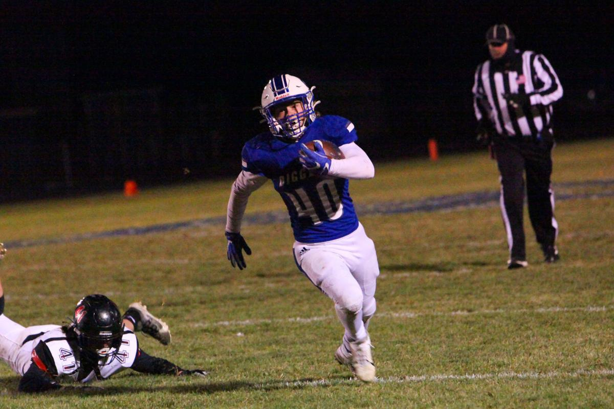 HIGH SCHOOL FOOTBALL: Sugar-Salem claims district crown with win over South Fremont