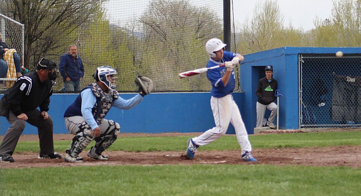 Firth baseball season comes to quick end