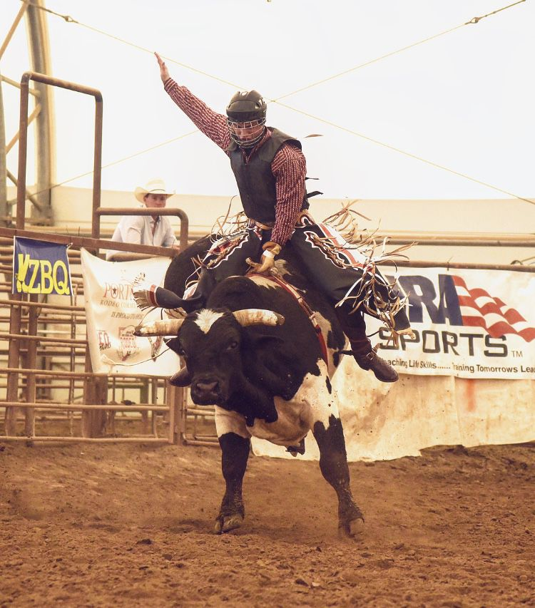 Wyatt Remington leads charge to Idaho State Rodeo
