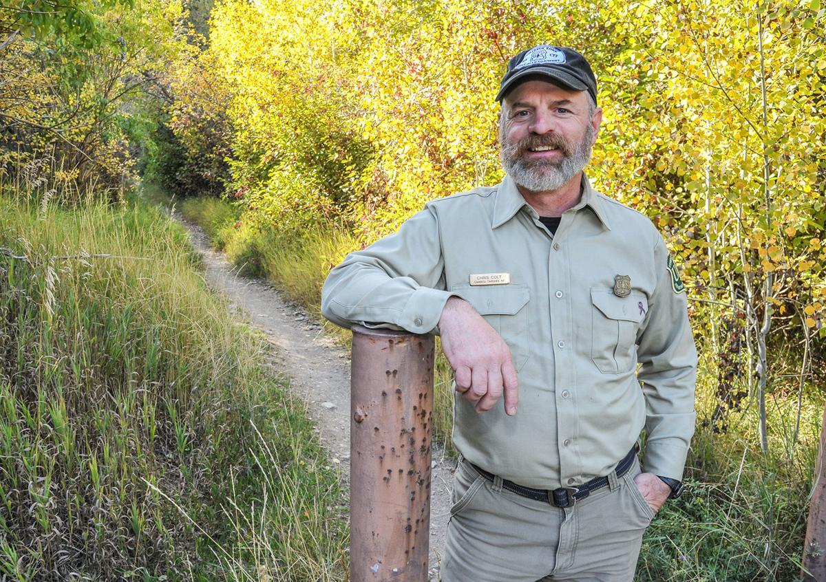 Cris Colt Forest service fence problems