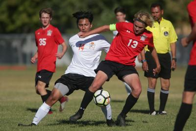 boys soccer Hillcrest Idaho Falls